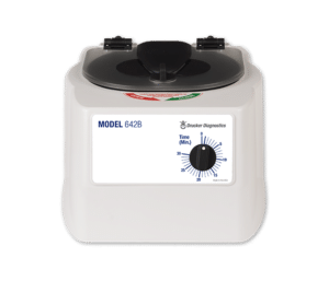Model 642B Centrifuge Product, Drucker Diagnostics, Made in the USA