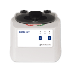 Model 642E Centrifuge Product, Drucker Diagnostics, Made in the USA