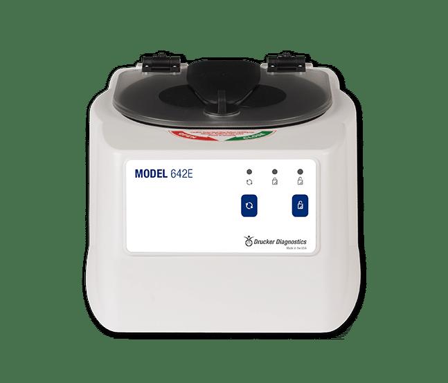 Model 642e Centrifuge Drucker Diagnostics