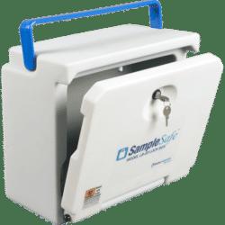 SampleSafe Lock Box