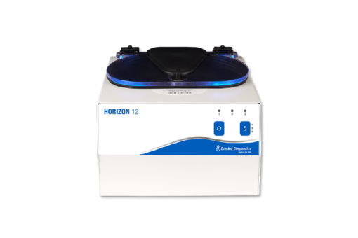 Horizon 12 Centrifuge Product, Drucker Diagnostics, Made in the USA