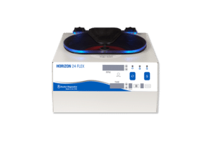 Horizon 24 Flex Centrifuge Product, Drucker Diagnostics, Made in the USA