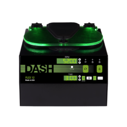 DASH Flex 12 Centrifuge Product, Drucker Diagnostics, Made in the USA