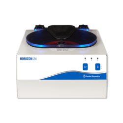 Horizon 24 Centrifuge Product, Drucker Diagnostics, Made in the USA