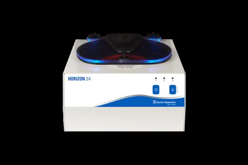 Horizon 24 Centrifuge Product, Drucker Diagnostics, Made in the USA