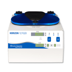 Horizon 12 Flex Centrifuge, Drucker Diagnostics, Made in the USA