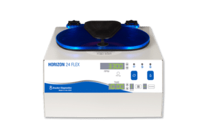 Horizon 24 Flex Centrifuge, Drucker Diagnostics, Made in the USA