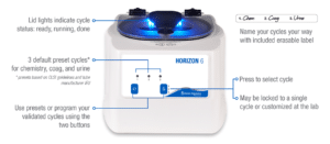 Horizon 6 Drucker Diagnostics Centrifuge