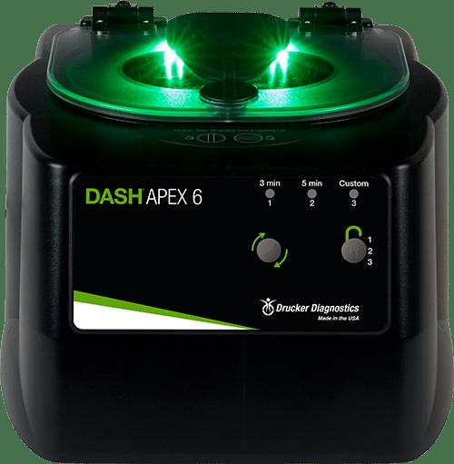 Centrifuge Model DASH Apex 6