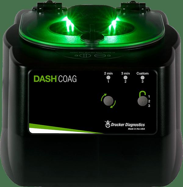 Centrifuge Model DASH Coag