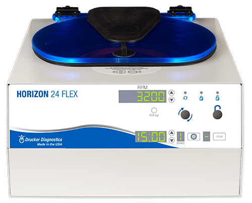 Centrifuge Model HORIZON 24 Flex